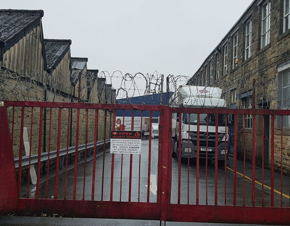 Viper Security Fencing and Barriers