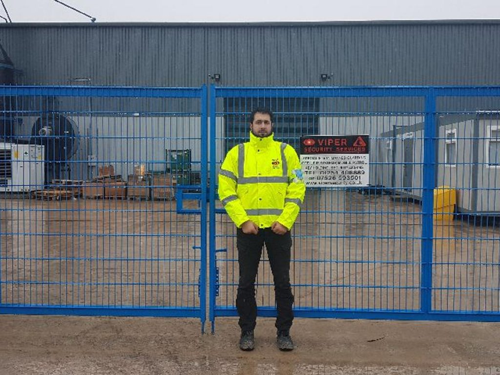 MAnned Guarding Lancashire - UK Security Guards Professional Security Patrols