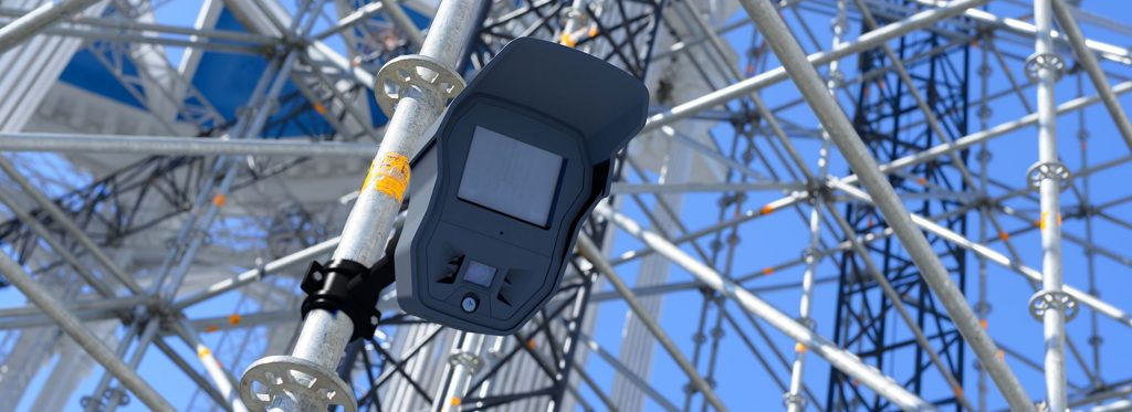 Videofied Wireless CCTV Intruder Detection System UK - Monitored All Weather CCTV for Construction Sites and Businesses